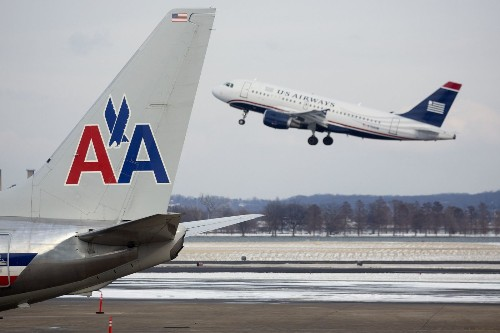 Newly merged American Airlines faces labor problems