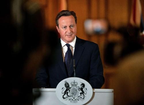 Cameron decries apparent beheading of Briton as 'pure evil'