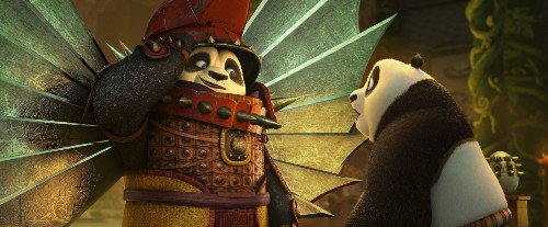 'Kung Fu Panda 3' punches 'The Revenant' from top of box office