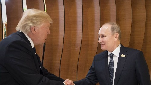 Trump's plan to create a cybersecurity partnership with Putin draws ridicule from within his own party
