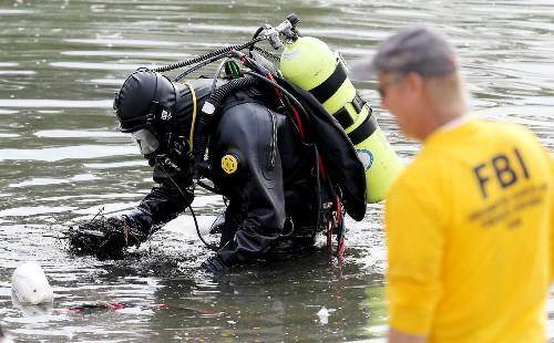 FBI ends search of lake in San Bernardino massacre investigation