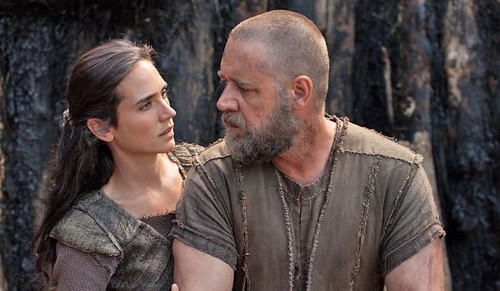 Box office: 'Noah' floats to the top on Friday