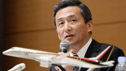 Boeing, Airbus face competition from first Japanese airliner in 50 years