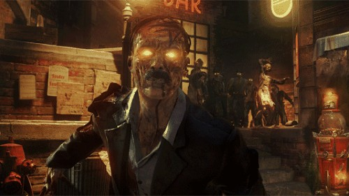 'Call of Duty: Black Ops 3' gives its zombie mode a noir makeover - Los Angeles Times