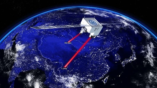 Chinese satellite breaks a quantum physics record, beams entangled photons from space to Earth