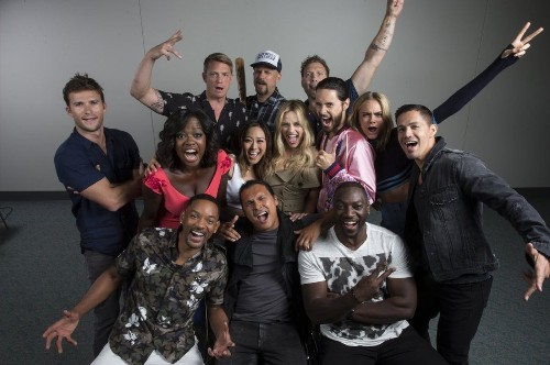 Inside the 'Suicide Squad' star tour and why Warner Bros. needs the movie to work, and work big