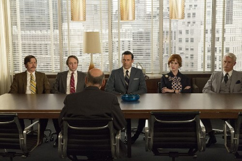 'Mad Men' recap: 'The beginning of something, not the end'