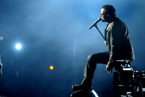 Review: U2's 'Invisible' presents band at its aspirational best