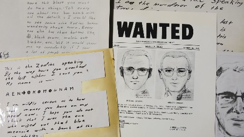 DNA match sought to Zodiac Killer after break in Golden State Killer case - Los Angeles Times