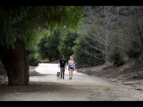 Take a hike into a ghost town — not far from DTLA - Los Angeles Times