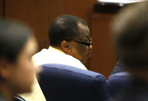 Jurors vote for death sentence for 'Grim Sleeper' serial killer