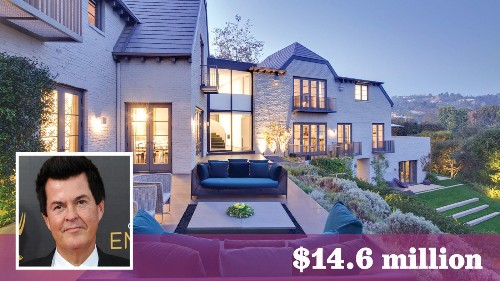 'American Idol' creator Simon Fuller gets $14.6 million for Beverly Hills compound