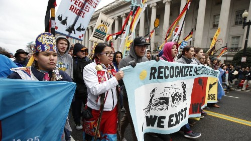 The Trump agenda has Native American tribes feeling under siege - Los Angeles Times