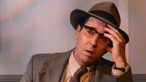 Rob Morrow ages up to portray Willy Loman in 'Death of a Salesman'