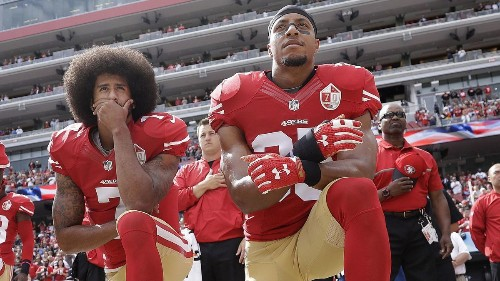 Colin Kaepernick and Eric Reid resolve their collusion cases against NFL