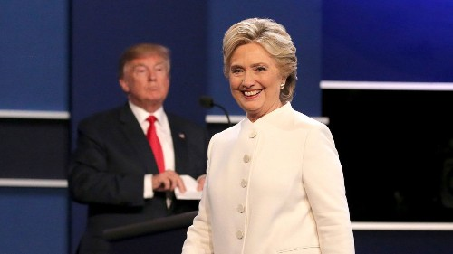 We saw a new Hillary Clinton on Wednesday night, the Shade Queen that America deserves