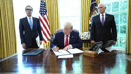 Trump's new Iran sanctions may have modest effect