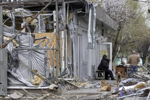 U.S. warns of new Russian buildup in Ukraine