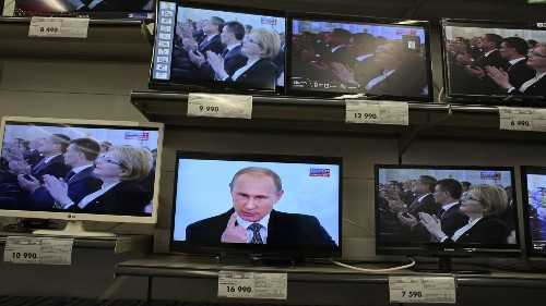 Putin insists Crimea is historically part of Russia