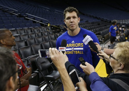 Luke Walton takes over as the Los Angeles Lakers' new coach
