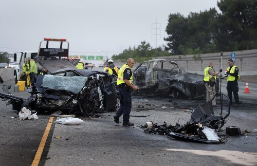 Here's why more U.S. drivers are dying in crashes this year