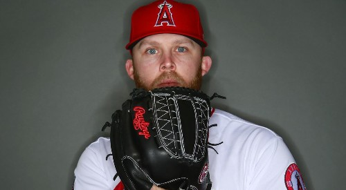 Angels reliever Cody Allen takes on leadership role in bullpen