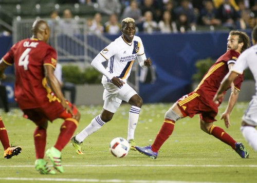 Galaxy's Gyasi Zardes is among those selected for U.S. team for Copa America