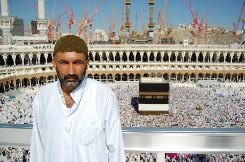 Filmmaker Parvez Sharma on Islam, homosexuality and the new 'A Sinner in Mecca'