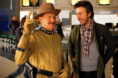 Shawn Levy's 'Museum' debut had special effect on director - Los Angeles Times