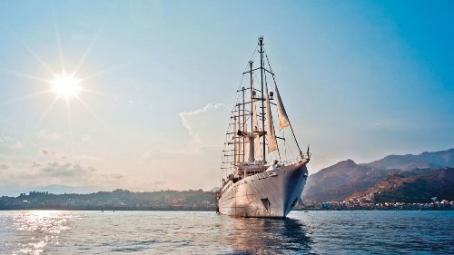 Cruise Spain's Costa Brava and the French Riviera on Windstar's flagship