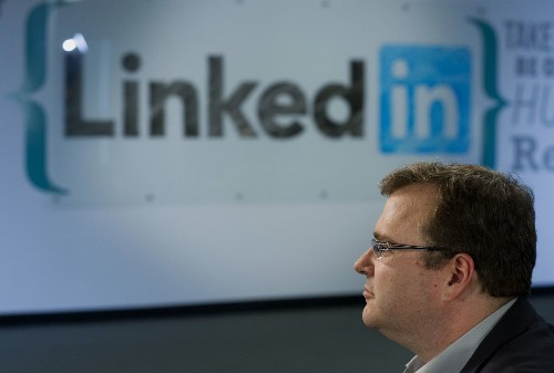 LinkedIn's workforce dominated by Asian and white men - Los Angeles Times