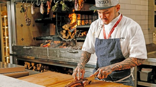 Eataly Las Vegas opens Manzo, a restaurant that's all about the beef