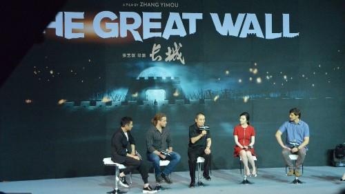 With $150-million 'Great Wall,' Legendary aims to bridge U.S.-China film gap