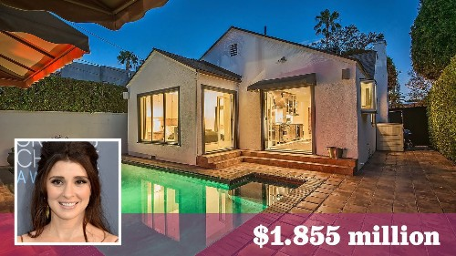 Actress Shiri Appleby gets top dollar for charming West Hollywood home