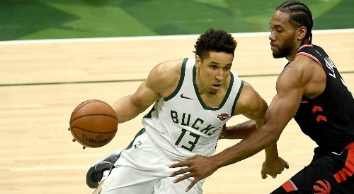 Bucks' hot-shooting Malcolm Brogdon scored $45k from Charles Barkley for a good cause