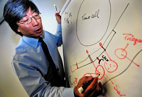 Dr. Patrick Soon-Shiong is postponing IPO of healthcare data company NantHealth