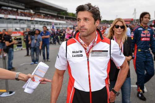 For actor Patrick Dempsey, racing cars is nearly a full-time job - Los Angeles Times