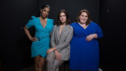 For the 'This Is Us' women, it's all about striving to be better
