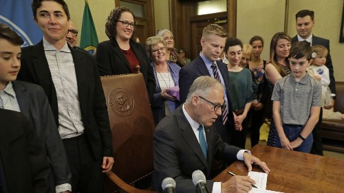 Washington state legalizes 'human composting'