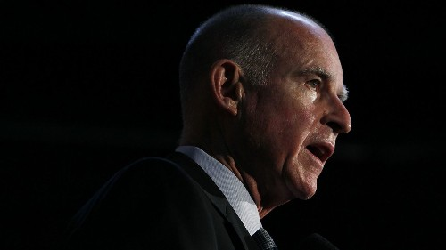 Did Jerry Brown do enough on climate change? - Los Angeles Times