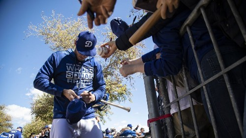 Sample some craft beer with your baseball at spring training in Arizona