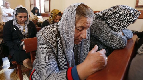 Trump's refugee policy raises a question: How do you tell a Christian from a Muslim?