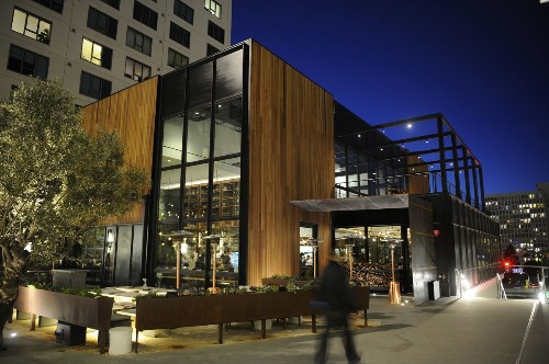 10 great places to eat and drink around Grand Avenue in downtown L.A.