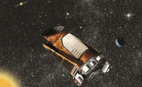 K2: Scientists cheer as Kepler's second chance gets NASA go-ahead - Los Angeles Times