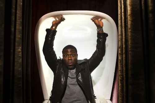 'Ride Along's' Kevin Hart hits 2014 with ambitious drive