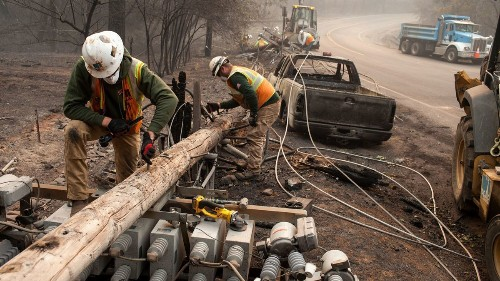 California can't wait another year to fix its flawed wildfire payout system