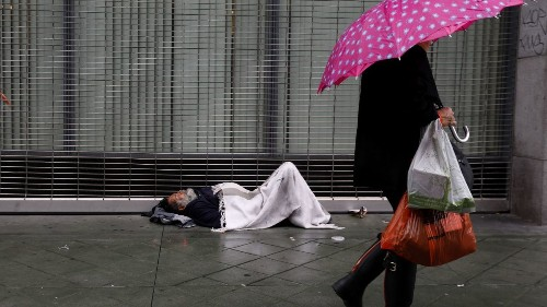 L.A. has great weather, yet more homeless die of the cold here than in New York