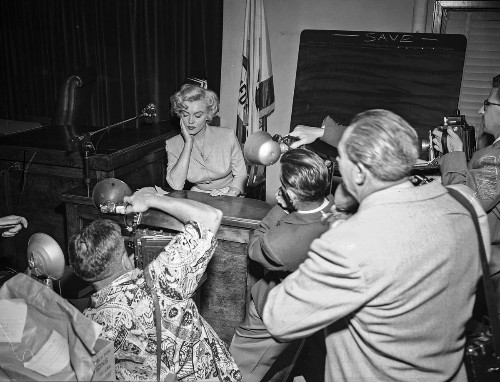 From the Archives: Marilyn Monroe 'art' photo sellers convicted