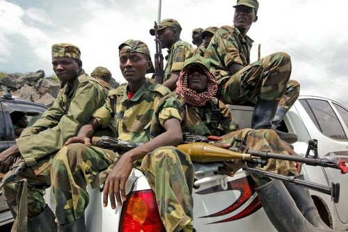Congo's defeated M23 rebels vow to disband and disarm - Los Angeles Times