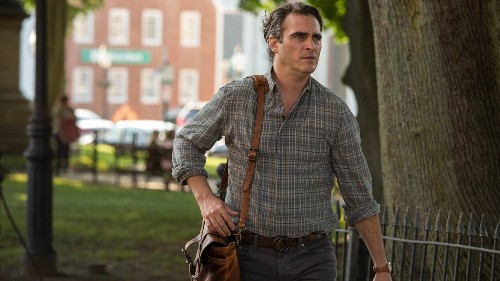 Joaquin Phoenix aces role in Woody Allen's 'Irrational Man' - Los Angeles Times